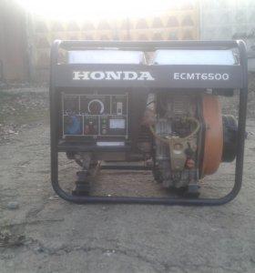дизельный генератор HONDA