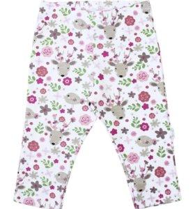 Новые штанишки для девочки