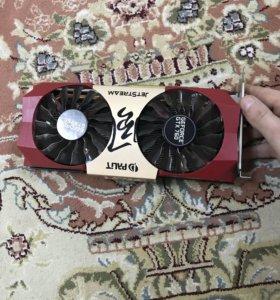 Palit GeForce GTX 760 2gb jetstream