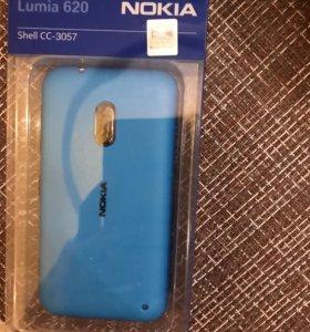 Новый чехол для Nokia Lumia 620