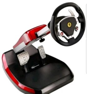 Руль ThrustMaster Ferrari wireless GT cockpit 430