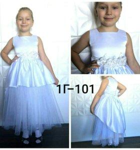 Платье вечернее для девочек