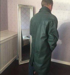 Пальто новое мужское, размер 52 (утеплённое)