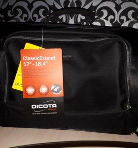 Новая сумка для ноутбука Dicota