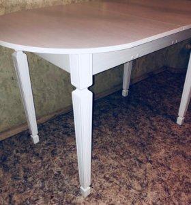 Овальный стол новый