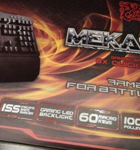 Игровая клавиатура Ttesport MEKA Gunit