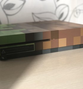 Xbox One S 1TB Minecraft Limited Edition Bundle