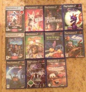 Лицензионные диски ps2, PlayStation 2