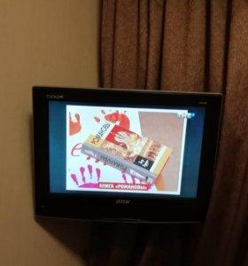 Телевизор BBK LD1916K с встроенным DVD