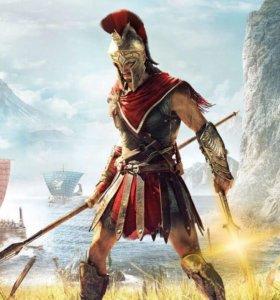 Диск с игрой для PS4 Assassin's Creed Odyssey
