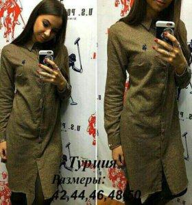 Новое платье U.S.Polo новое р.48-50