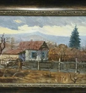 Картина 1960-е года