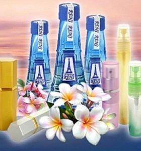 Духи,наливная парфюмерия RENI женские и мужские