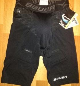 Новые хоккейные шорты-бандаж Bauer Premium