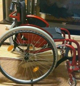 Актиная инвалиная коляска