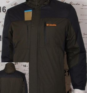 Новая горнолыжная куртка р-р 54-56