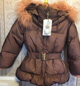 Куртка-пуховик Mes Ami