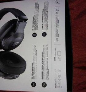 Наушники Bluetooth JBL E55BT Black