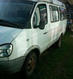 Газель-автобус ГАЗ-32213