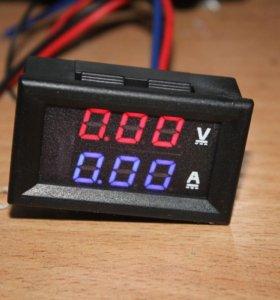 Вольтметр/амперметр постоянного тока