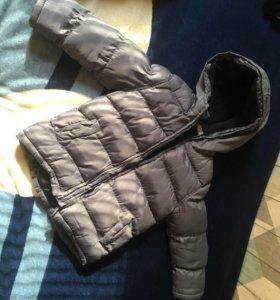 Курточки зима и осень1,5- 3 лет