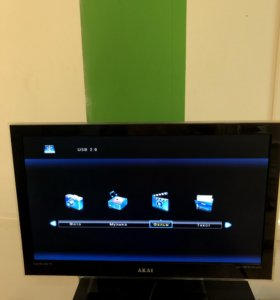 Телевизор AKAI 24