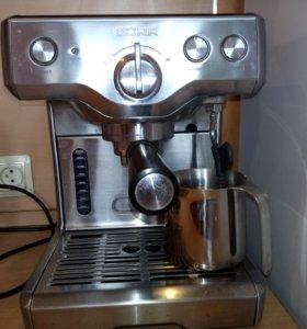 Кофеварка BORK EMN 9922 BK