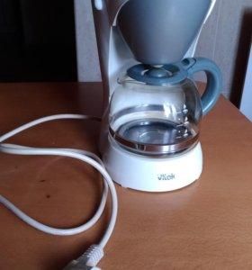 Кофеварка Vitek VT-1502 W