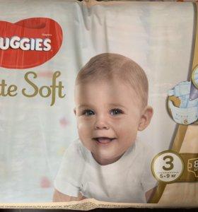 Huggies Elit Soft (3) 80 штук