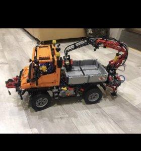Лего техник 8110