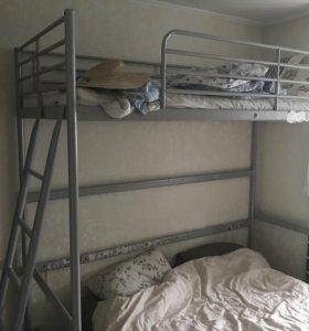 Свэрта кровать-чердак