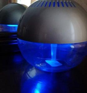 Арома-лампа+увлажнитель+ночник