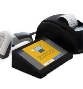 Сенсорная касса Viki micro + печатающее устройство