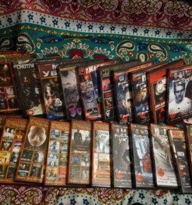 Коллекция фильмов ужасов