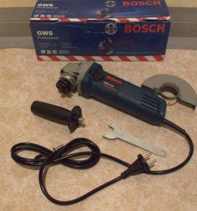 125 мм болгарка ушм bosch бош