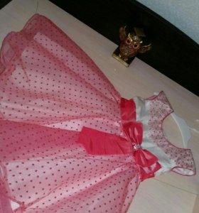 Праздничное платье на вашу принцессу