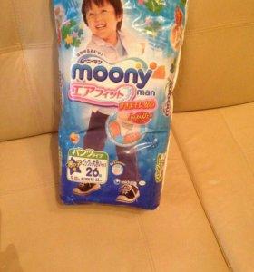 Подгузники - трусики Moony