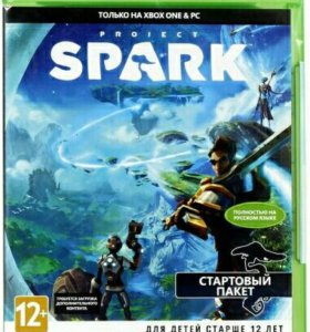 Игра для Xbox One. Project Spark
