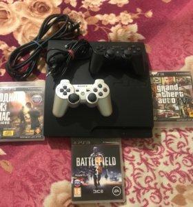 Лучшая Sony PS3 GTA, Battlefield, Один из нас