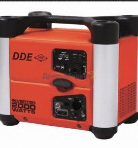 Продам бензиновый генератор DPG2051Si