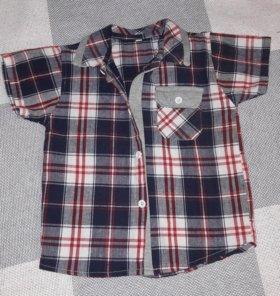 Рубашка на 1 годик