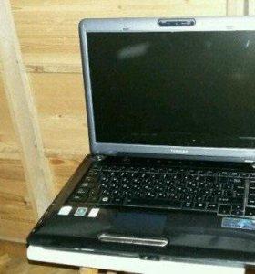 Ноутбук Toshiba в отл. состоянии