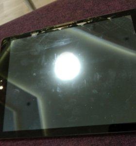 Планшет Apple iPad Air 16Gb Wi-Fi + Cellular Gray