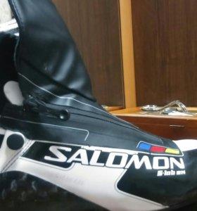 Ботинки лыжные Саломон