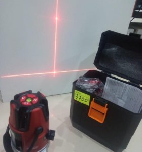 Лазерный уровень 5 лучей