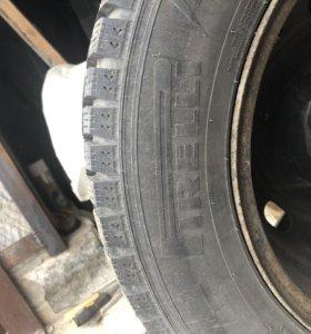 Шины Pirelli Ice Zero 195/65 R15