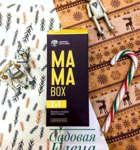 Набор Daily BOX Mama BOX
