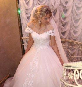 Свадебное платье «Ивиа»
