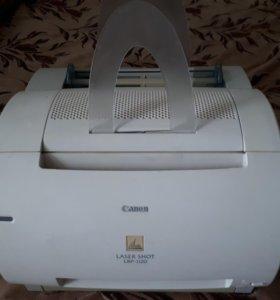 Принтер лазерный Canon LBP-1120