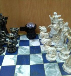 Шахматы по Гарри Поттеру